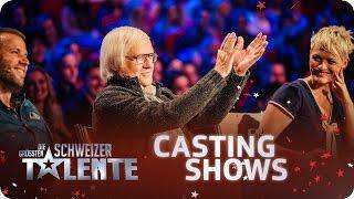 Die grössten Schweizer Talente - 6. Castingshow - #srfdgst