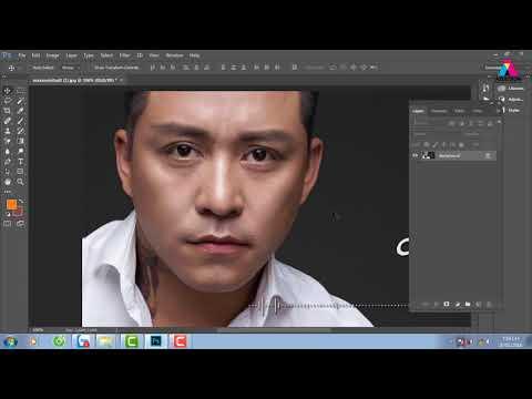 Photoshop Online, Cách Làm Min Da Và Chỉnh Ảnh Đen Trắng Thành Ảnh Màu Trong Photoshop