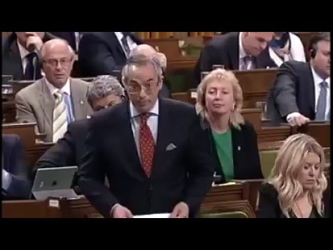 I like the People of Iran, Stephane Dion's humane response to Clement's fallacious comment