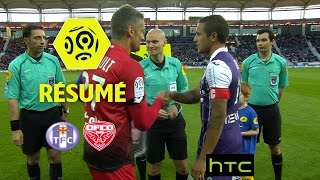 Video Gol Pertandingan Toulouse vs Dijon FCO
