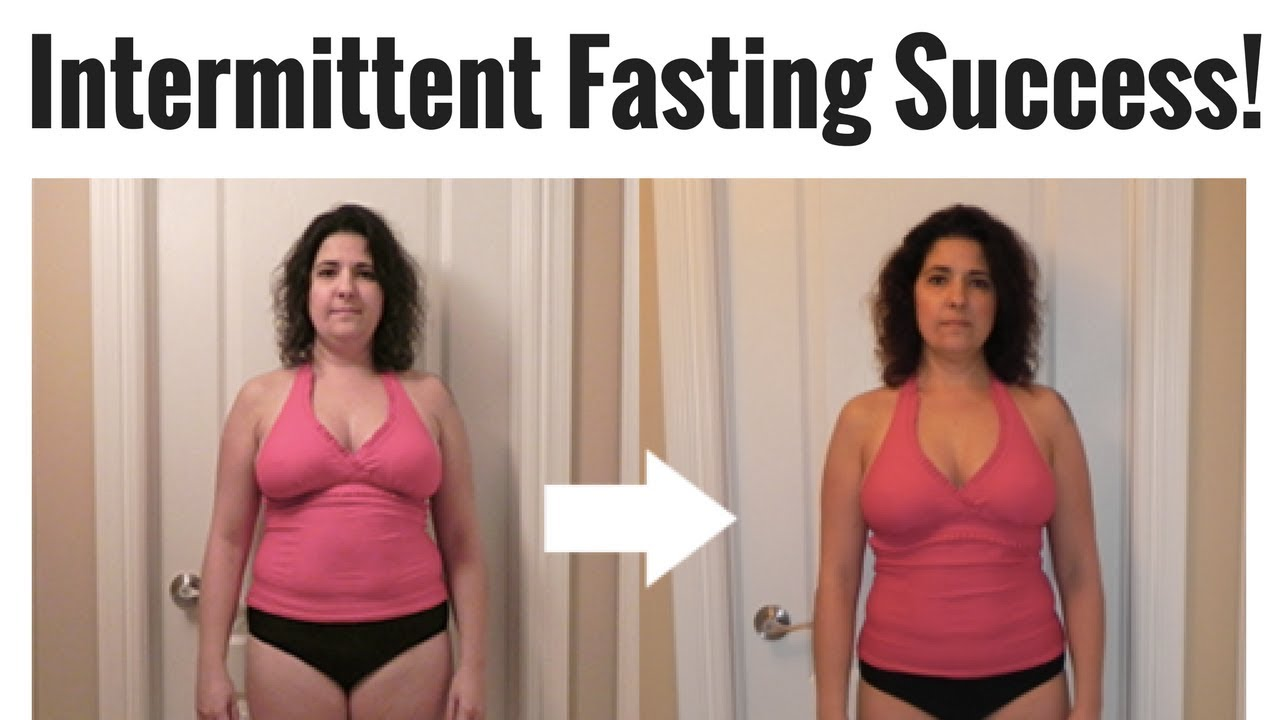 Inspiring Intermittent Fasting Before and After Pictures ...