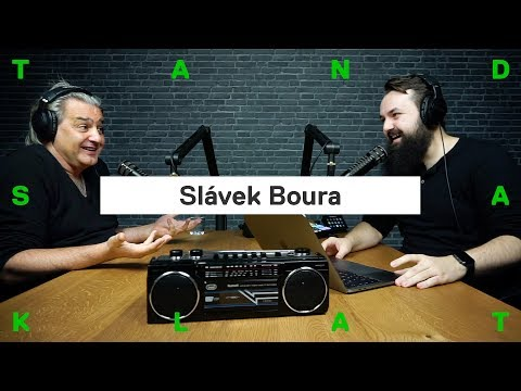 Kdo nekouká na Novu, tak lže, říká moderátor legendárního Rande (podcast se Slávkem Bourou)