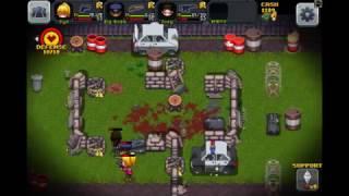 Игра Ходячие Мертвецы: Возглавь Группу Выживших
