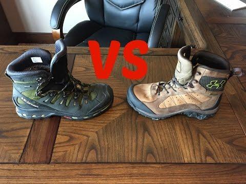 Choosing Boots For Elk Hunting