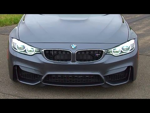 2015 BMW M4 - TestDriveNow.com Review by Auto Critic Steve Hammes   TestDriveNow
