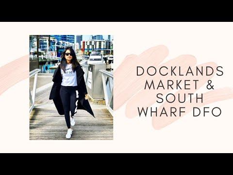 Docklands Sunday Market | South Wharf DFO | Sunday Shopping | Melbourne | Australia | Mansi