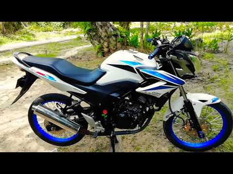 Lihatlah Modifikasi Cb150r 2014 Jari Jari Youtube