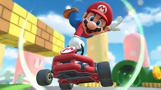 Mario kart tour  is here !!!!!!!!!!!!!!