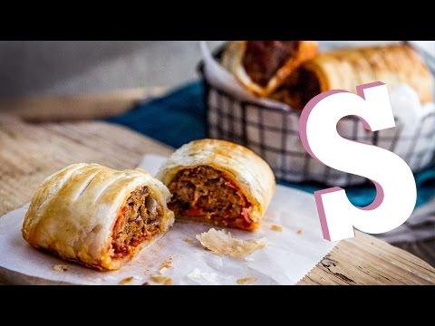 Gourmet Sausage Roll Recipe - SORTEDfood