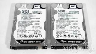 #1170 - Western Digital Scorpio Black 500GB 2.5