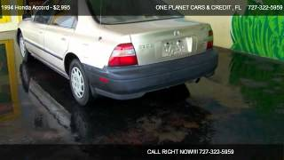 1994 Honda Accord LX - for sale in LARGO, FL 33778