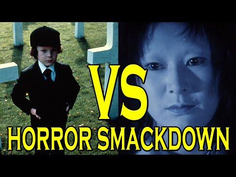 The Omen vs Kwaidan: Horror Smackdown Round 2