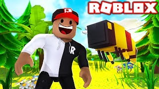 Roblox Bee Simulator: Becoming the GREATEST honest collector (livestream)