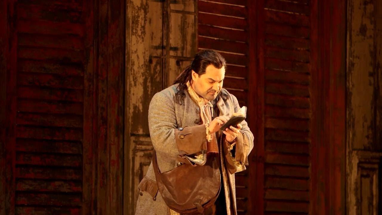"""Don Giovanni: """"Madamina, il catalogo è questo"""""""
