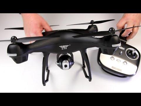 SJRC S70W cheap GPS, Syma X8 Clone HD camera WiFi FPV RTF Drone