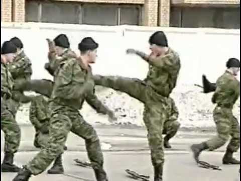 Soviet Russian Army- Hand to hand combat training part 2