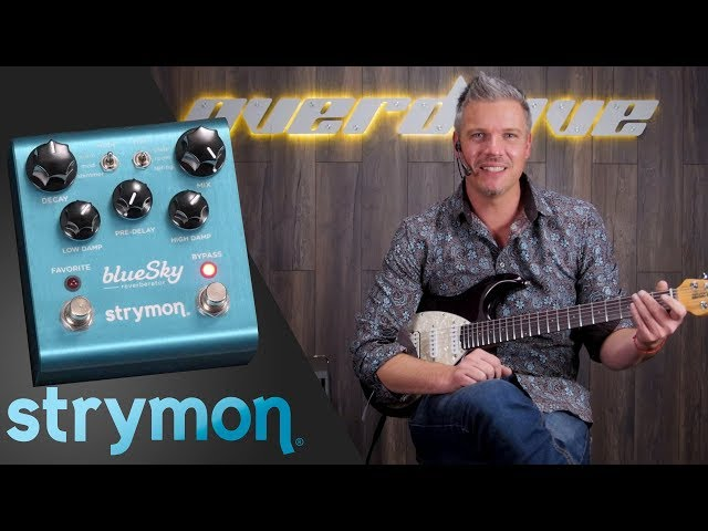 Strymon blueSky Demo en Español - Overdrive.cl