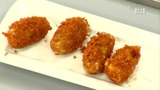 Mozzarella Pops - Sanjeev Kapoor's Kitchen