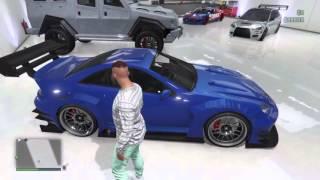 Gambar cover Présentation de l'un de mes garages GTA V