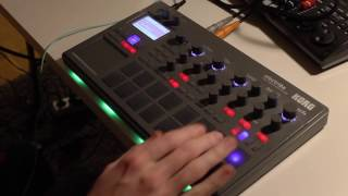 True polyphony on the Electribe 2 (demo + tutorial)