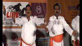 """BASC- Dubai performing Malayalam kavitha """"Kannada"""" in Sagarika 2013."""