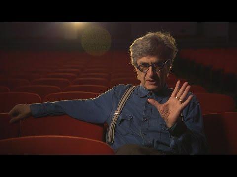 Wim Wenders in conversation with Josh Siegel  MoMA Film
