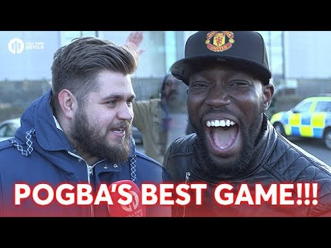 Howson: Pogba's Best Game!!! Manchester United 2-1 Chelsea