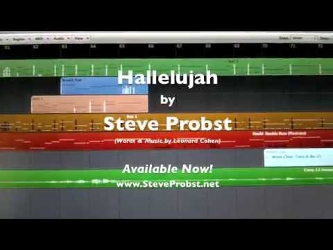 """HALLELUJAH"" - Cover by STEVE PROBST"