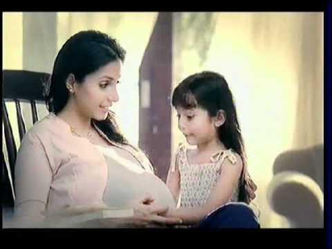 Gold Winner -Pregnant Mother and Kid- Tamil ADVT