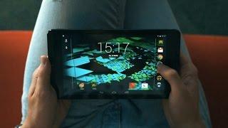 Первый обзор Nvidia Shield Tablet
