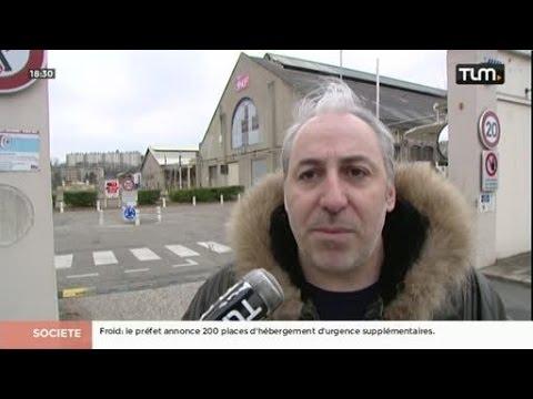 Technicentre d 39 oullins les salari s portent plainte for Portent not working