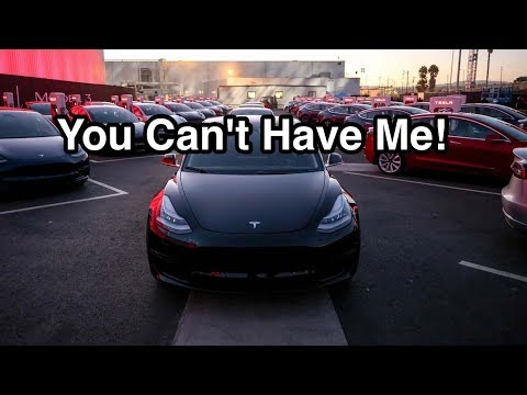 I Want My Tesla Model 3 NOW!