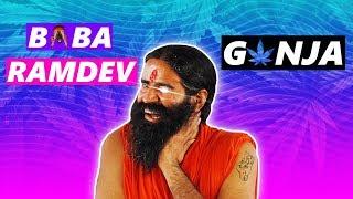 Ganja - Ft. Ramdev Baba REMIX! | ssquare x Dipraj Jadhav