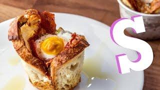Croque-Madame Muffin Recipe
