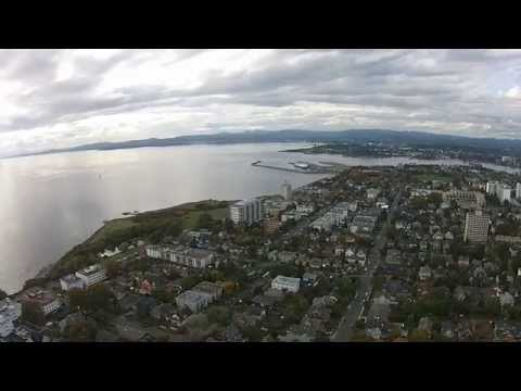 DJI Phantom 2 Vision + - Fly around Beacon Hill Park, Victoria BC