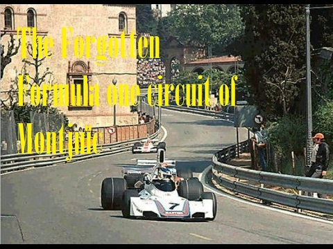 The Forgotten Formula One Race Track of Barcelona-Montjuïc
