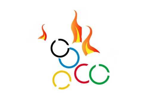 Animacion Logotipo Juegos Olimpicos Flash Cc2015 Youtube