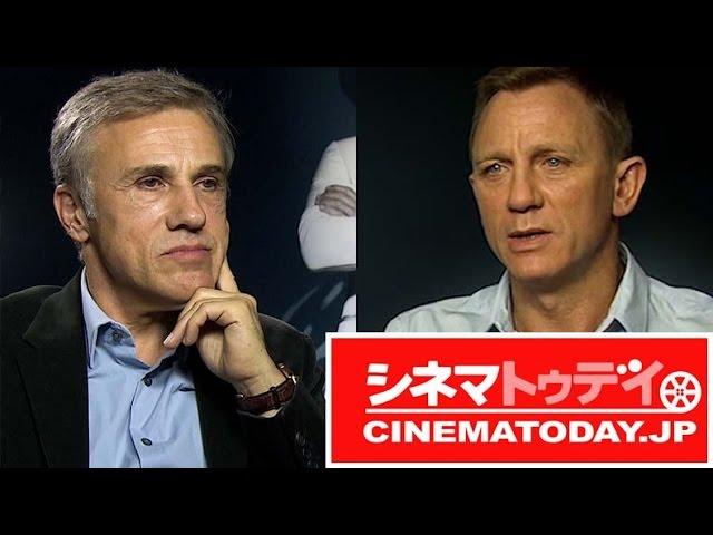 『007 スペクター』の予告編・動画 - シネマトゥデイ