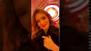 Участница Плана Б Анна Козлова пришла на съемки Comedy Club