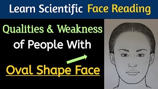 Learn Face Reading Hiฑdi | How to Read Face Hindi | Oval Shape Face People Characteristics
