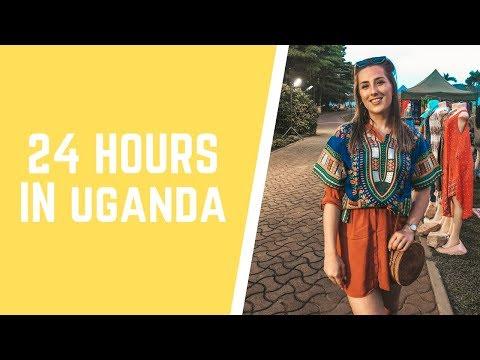 EMIRATES CABIN CREW | Travel With Me To Uganda