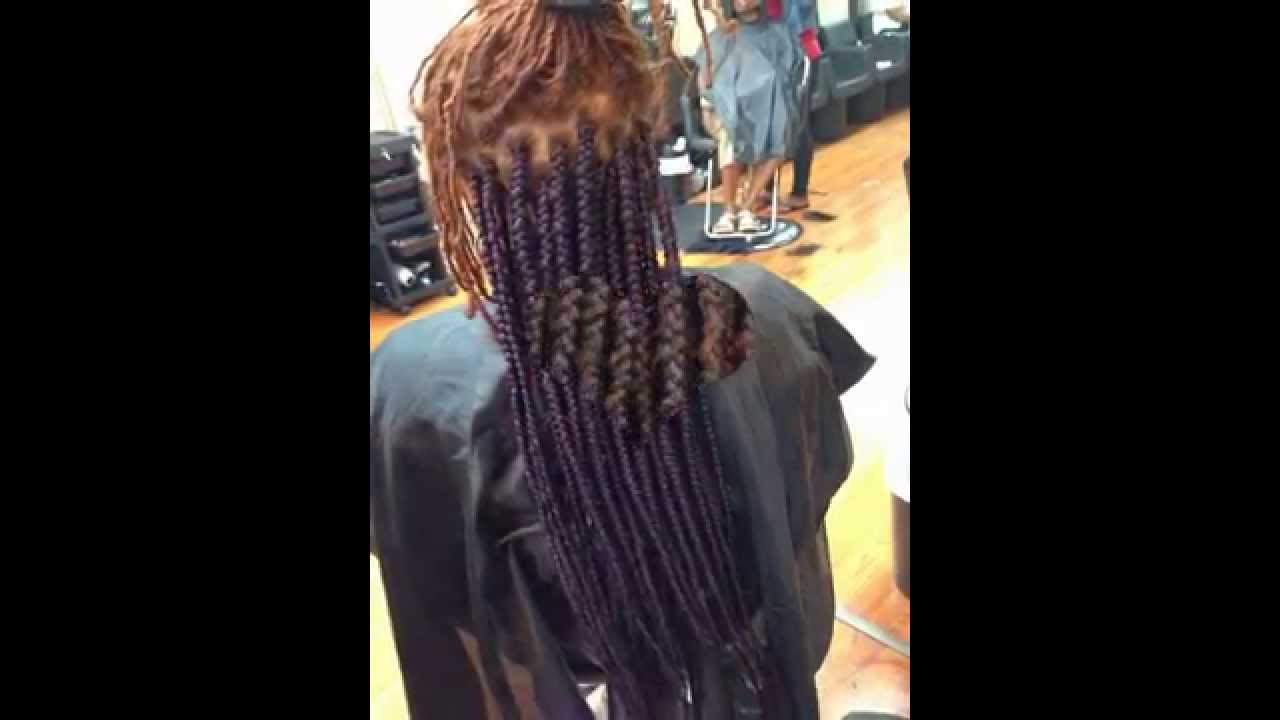 Natural Hair Styles From Dreads To Box Braids Youtube