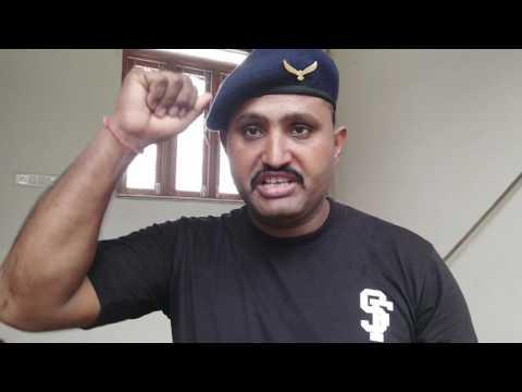 22July जयपुर में आंदोलन जारी रहेगा अमित शाह को दिखाएंगे काले झंडे रविन्द्र फौजी वसुंधरा हटाओ आनंदपाल