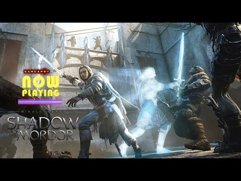 Middle-earth: Shadow of Mordor - Now Playing