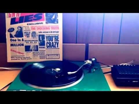 Guns n' Roses – GN'R LIES Vinyl