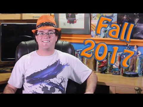 EDP Updates Fall 2017: AniMat Plays, Side Shows, What's in the Box? & MORE!!!