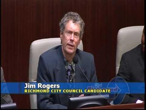KCRT's Richmond City Council Candidates Night (2016)