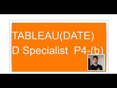 Tableau Specialist Session by Ritesh Data Monarch