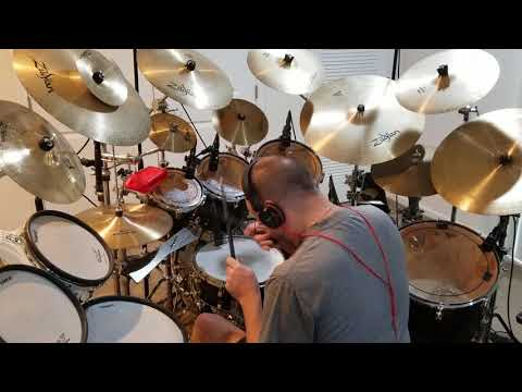 Jeff Lorber Fusion  Prototype drum