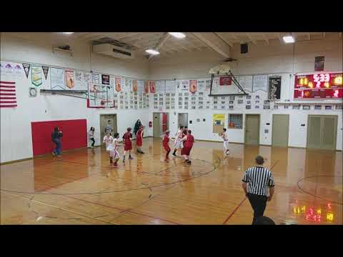 Zane Middle School versus Sunny Brae Middle School